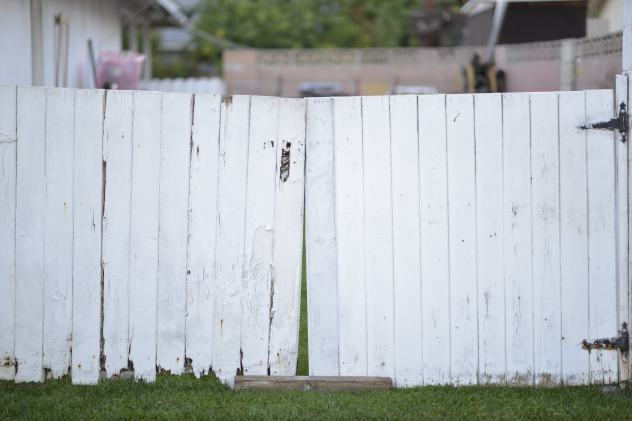A Gate or Fence
